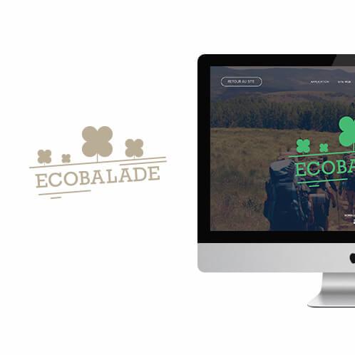 ecobalade page pro web design