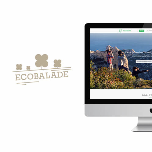 ecobalade web design